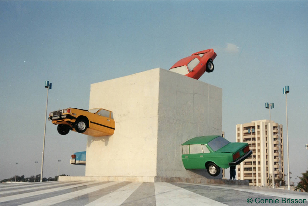 Accident Monument Jeddah - low res